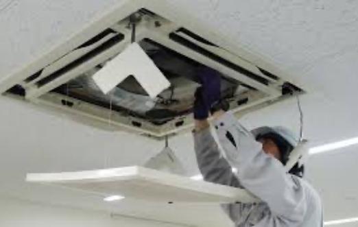 空調設備機器工事